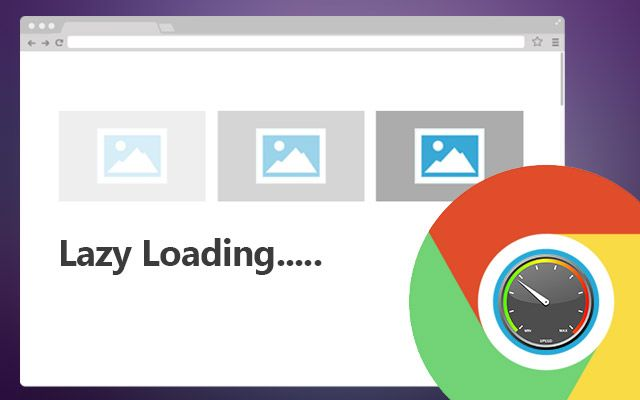 Future Google Chrome versions to feature built-in support for lazy loading
