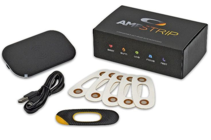 AmpStrip Fitness Tracker... 4b90ccf039baed2c4b3af9362b3b9a01  latest technology fitness tracker