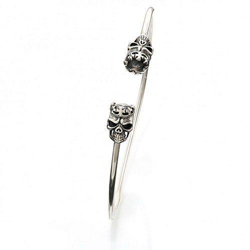 King Head Bracelet, 925 ayar silver bracelet, Christmas Gifts