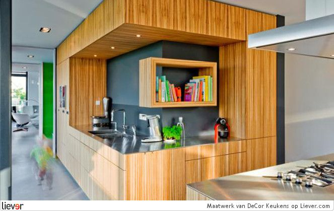 DeCor Keukens Maatwerk - DeCor Keukens kasten & keukenkasten - foto's & verkoopadressen op Liever interieur