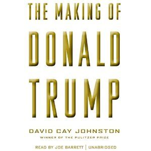Love him or hate him, Trump's massive influence is undeniable, and figures as diverse as Woody Guthrie and Red Scare prosecutor Roy Cohn, mob bosses and high rollers, as well as the average American voter, have all been pulled into his orbit. After 30 years of reporting on Donald Trump, Pulitzer Prize-winning investigative reporter David Cay Johnston takes a close look at the mogul's rise to power and prominence.  The Making of Donald Trump #Audible