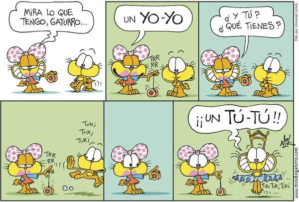 Yo-Yo y Tú-Tú