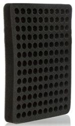 <p> Essential Oil Carrying Case Replacement Foam for 130 Bottle Case</p>