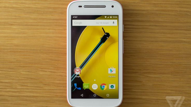 The new Moto E is a great smartphone for just $149: http://theverge.com/e/7964234