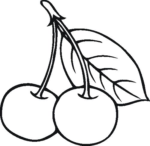 fruit and vegetables coloring pages - 17 best images about fruits on pinterest color pencil