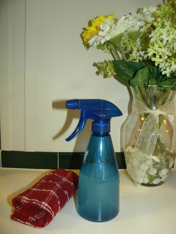 EASY Homemade Dog Odor Spray - keep them smelling good between baths! All natural and easy to make!