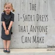 Gracie's Must Have Summer Maxi Dress Tutorial (For Thrifted Thursday)   Simple Simon and Company
