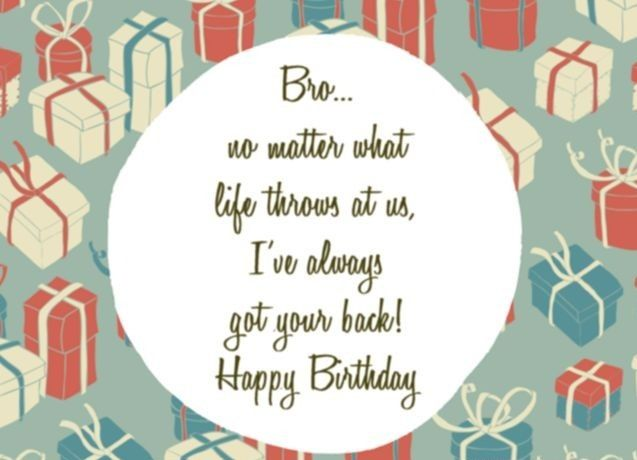 Best 25 Birthday message for brother ideas – Birthday Greetings to Brother