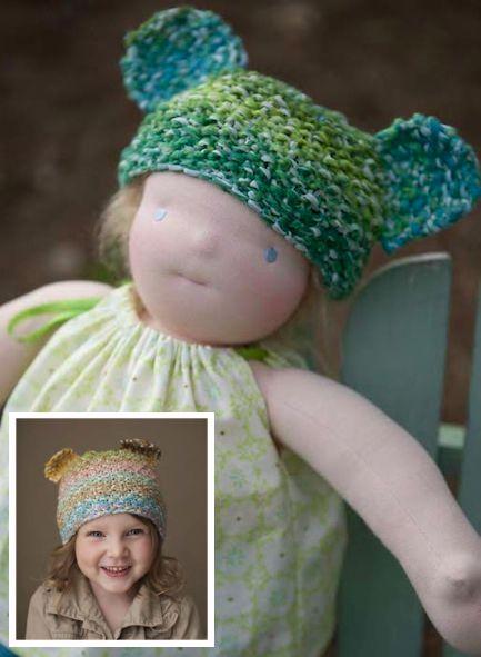 Bear Ear Hat Knitting Pattern Zombie