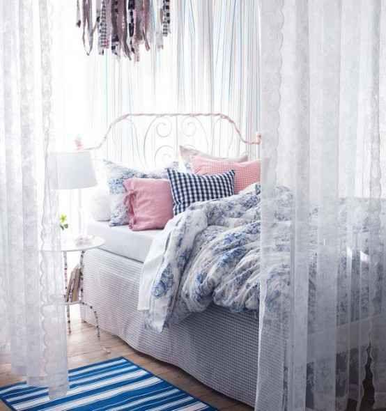 cool İkea Yatak Odaları