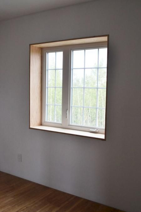 Window Jamb Extension
