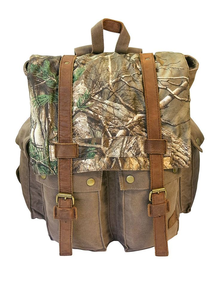 Realtree® Camo Print Backpack | Stage Stores