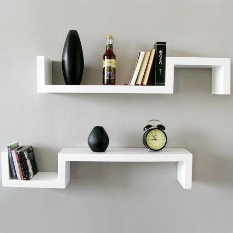 WHITE S shelves could work with the large grey porthole mirror - thoughts? S -