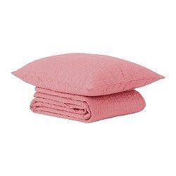 ALINA Couvre-lit et housse de coussin - Une place/deux places - IKEA