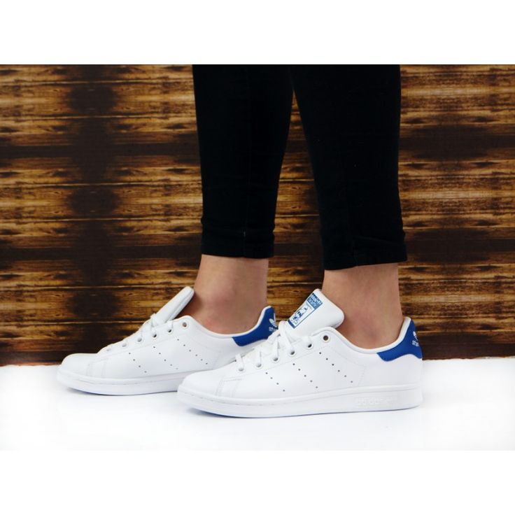 Adidas stan smith J S74778 - Sneakersy damskie - Sklep solome.pl