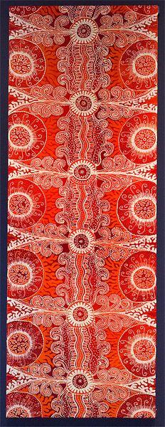 Makinti MINUTJUKUR Pitjanjatjara people Pukatja (Ernabella), South Australia, Australia born 1957 No title 1984