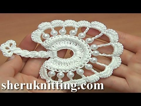 Leaf Pattern More Crochet video tutorials here…