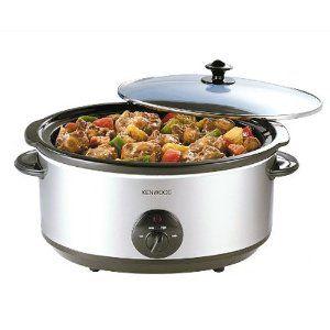 Kenwood CP657 6.5-Litre 320-Watt Rice Cooker @ Rs. 2498