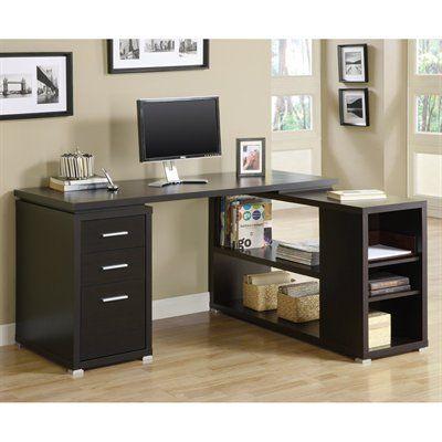 Monarch Specialties I 7 Left or Right Facing Corner Desk