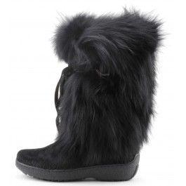 Śniegowce oscar volpe-a30 black black