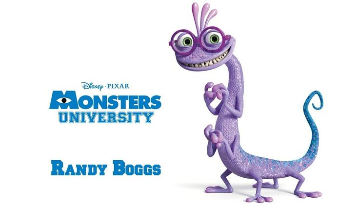 monsters university | Eight New MONSTERS UNIVERSITY Character Posters and ID cards ...