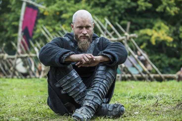 Vikings TV show, main hero wallpaper