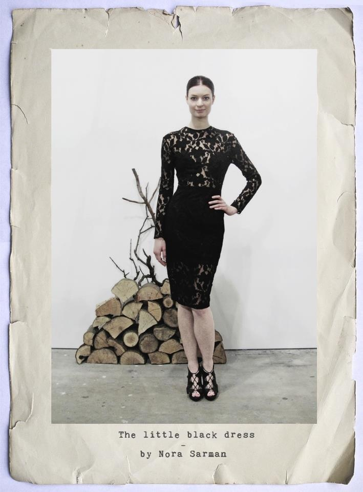 Little black dress from Ourstyle