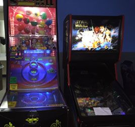 Game on in our new arcade!
