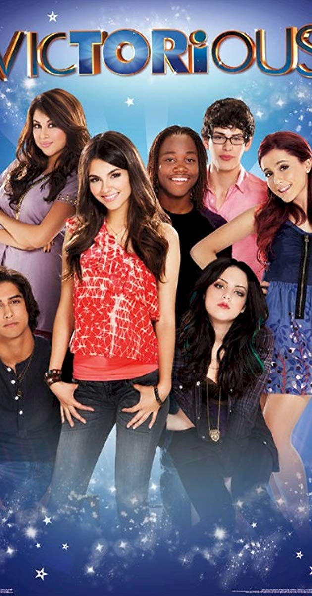 Victorious Tv Series 2010 2013 On Imdb Movies Tv Celebs And More Tori Vega Victorious Thin Girls