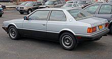 Maserati Biturbo E - Wikipedia