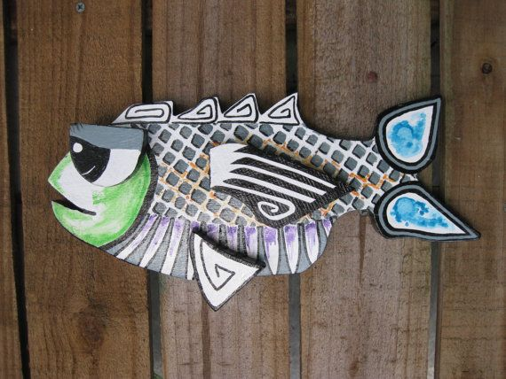 Wooden Fish Wall Decor 28 best fish images on pinterest | fish art, wooden fish and fish