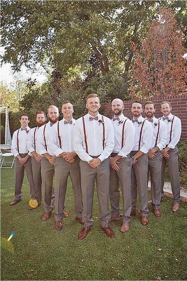 How The Ushers Ring Bearers Looked Wedding Groomsmen Attire Modern Groom Groom Wedding Attire