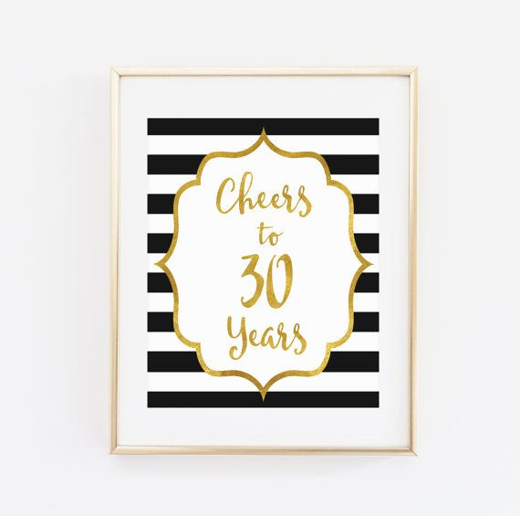 25 best Birthday Decor Gold images on Pinterest Gold foil, 50