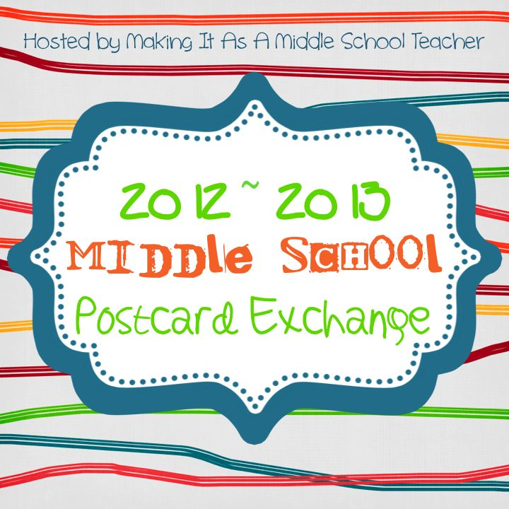 Making It As A Middle School Teacher: Around the World Wednesday ~ Are You On My List?