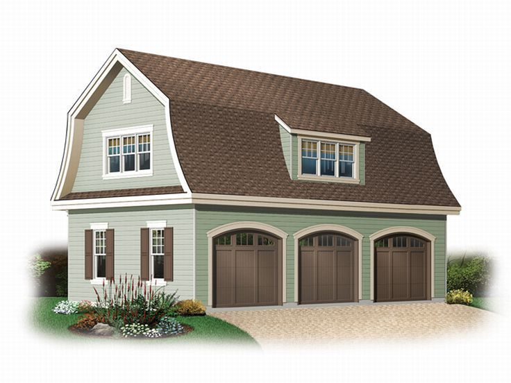 Garage apartment garage apartment with garage apartment for Cool house plans garage