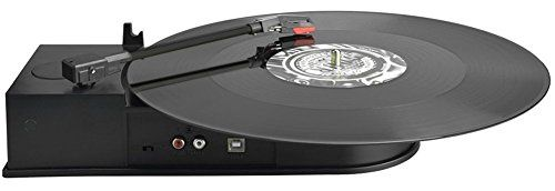 DigitNow! BR612A Portable USB Vinyl Turntable Record to Mp3 CD Converter, Supports Windows/Mac #DigitNow! #Portable #Vinyl #Turntable #Record #Converter, #Supports #Windows/Mac
