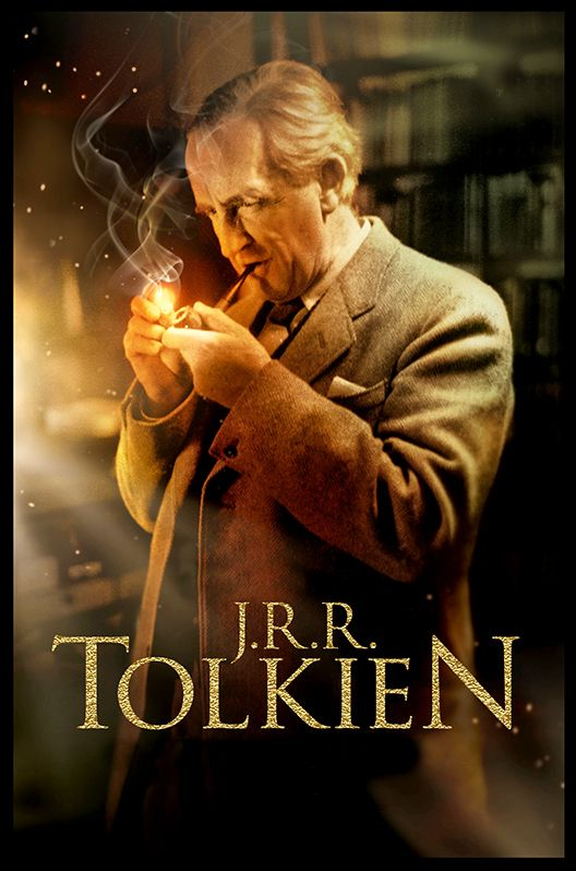 "The author of LOTR is JRR Tolkien. He`s also author of my favourite book ""The Hobbit"" and ""The Silmarillion"""