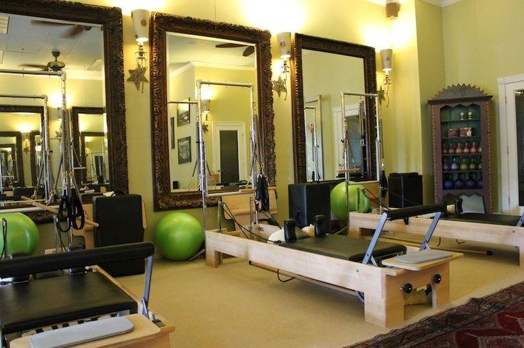 Home pilates studio layout pilates studio pilates for Best studio layouts