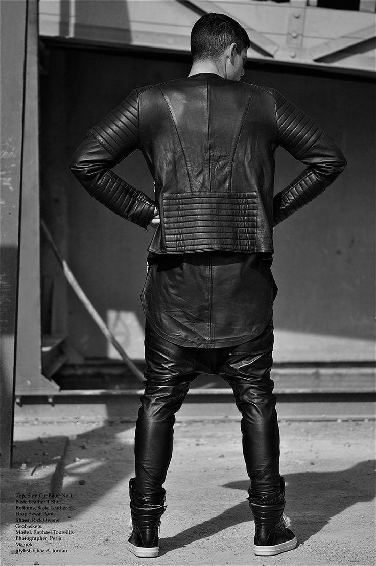 massive leather