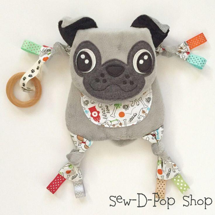 Sweet pug baby lovey!