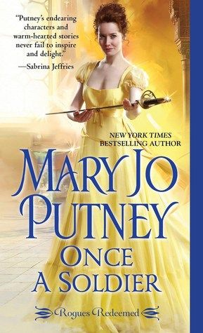DNF: Once a Soldier de Mary Jo Putney (VO)