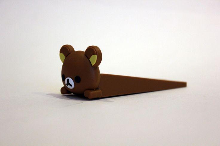 Дверной стоппер «Bear» | Интернет-магазин интересных вещей