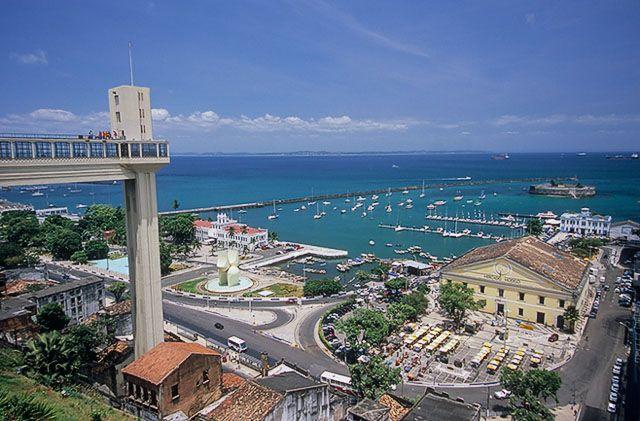 Bahia Turismo  Destinos e Dicas