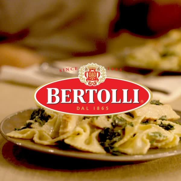 Dinner is only a few stirs away. Bertolli Chicken Florentine & Farfalle is made with wholesome ingredients, like tender chicken, farm-raised spinach and a delectable white wine sauce. Enjoy perfectly al dente pasta tonight! Find this Italian-inspired meal in the frozen food aisle.