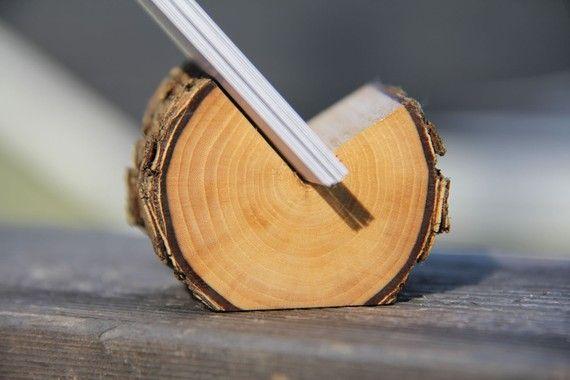 #Visitenkarten #Halterung #Holz