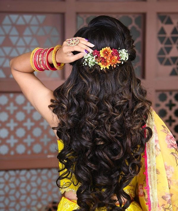 Pin On Stylish Hairstyle For Bridal