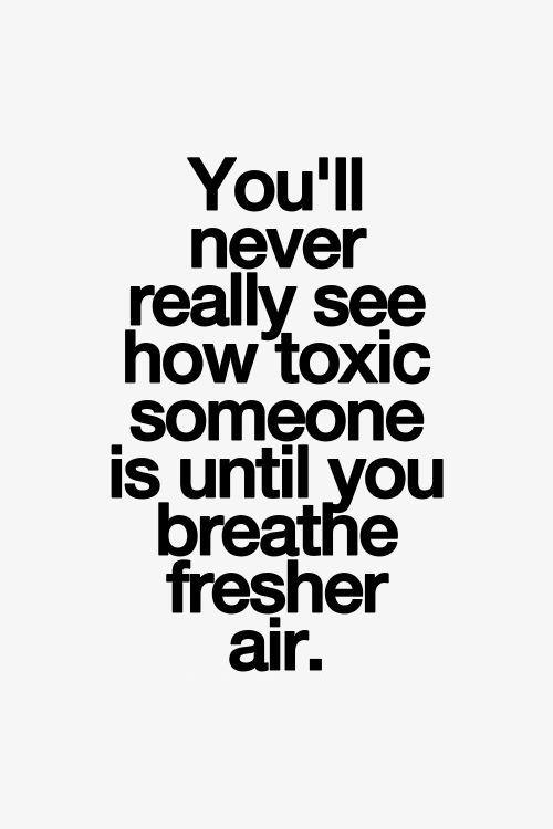 How Break Away Toxic Relationship