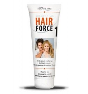 HAIR Force One sjampo - Stopp håravfall! 250 ml.