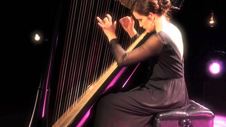 Albéniz: Zaragoza - Valérie Milot harp/harpe Musique classique / Classical Music Production Analekta