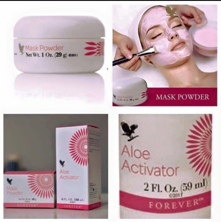 Face mask and activator one of our best selling beauty products. Botox in a bottle at canddforeverliving.flp.com